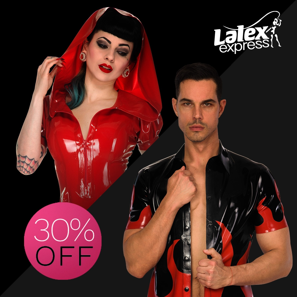 LatexEXPRESS 30% Off