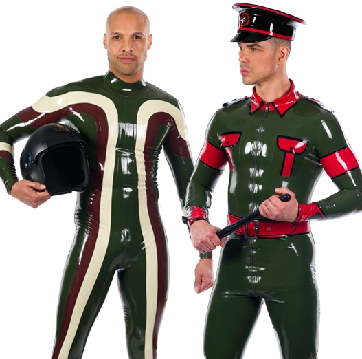 NEW MALE CATSUITS