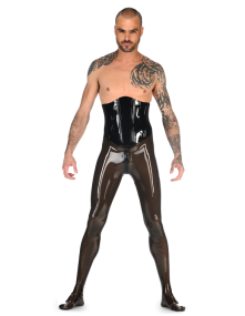 Male Corset Leggings