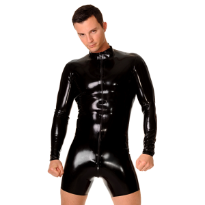 Round Collar Surfsuit (Long Sleeves)