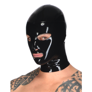 Male Full Face Hood