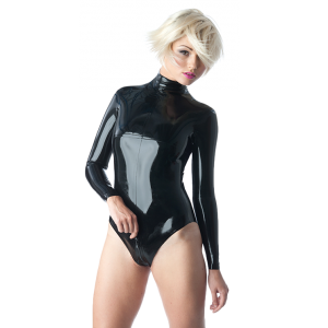 Matrix Leotard High Cut