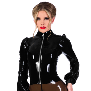Governess Zipper Top