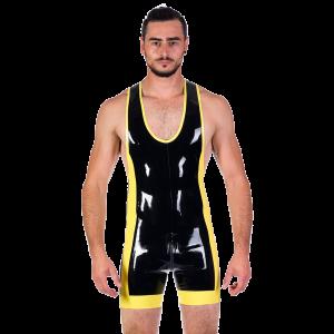 Dwayne Wrestler Suit