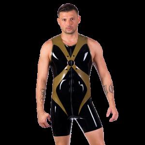Challenger Harness Wrestler Suit