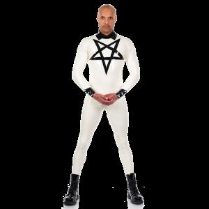 Pentagram Catsuit