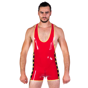 Daredevil Wrestler Suit