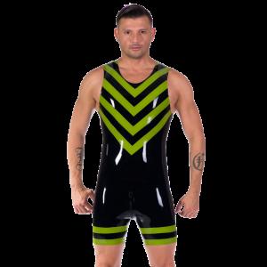 Axis Wrestler Suit