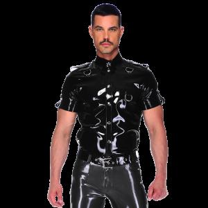 Combat Button Shirt (Short Sleeves)