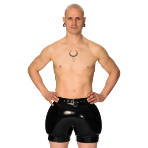 Inflatable Bondage Shorts