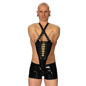 Front Lace-Up Armbinder