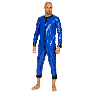 Rubber Romper Suit for Men