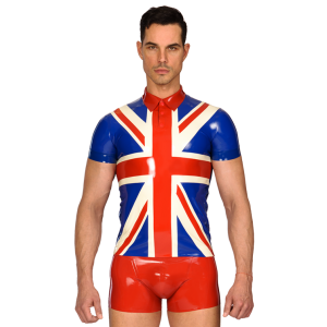 Union Jack Polo Shirt