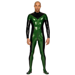 Latex Xavier Catsuit for Men