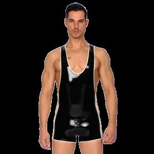 Pro Wrestler Suit