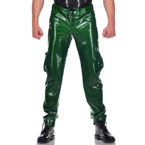 Drawstring Combat Pants