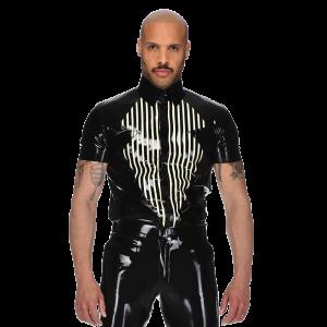Tuxedo Shirt (Short Sleeves)