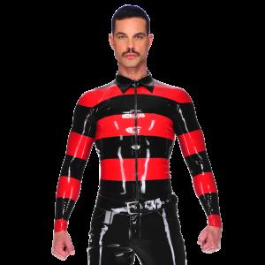Menace Zipper Shirt
