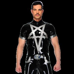 Pentagram Button Shirt
