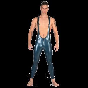Dapper Luchador Catsuit