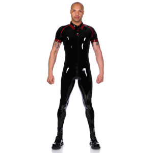 Parallel Polo Catsuit