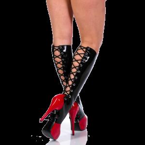 Lace-up Shoe Stirrups