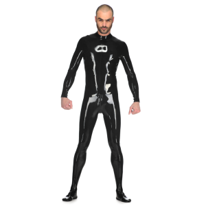 Neo Catsuit (no pouch) with Back zip