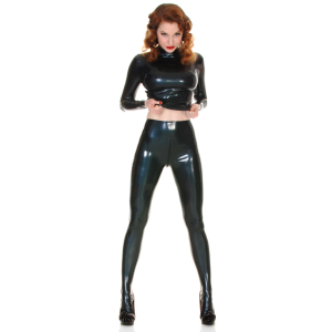 Two-Piece Catsuit
