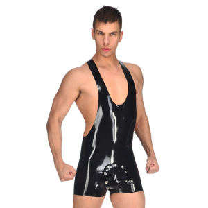 Codpiece Wrestler Suit