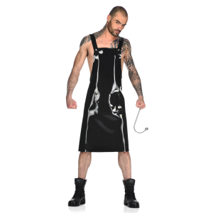 Cross Back Apron