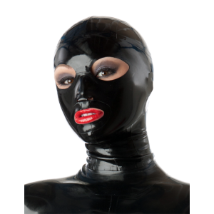 Female Full Face Hood (Long Neck)