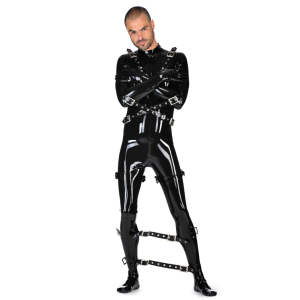 Latex Tether Catsuit