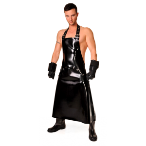 Hot Stud Apron (Full Length)