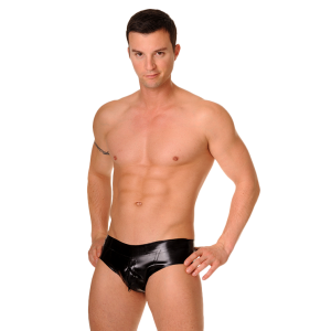 Zipper Briefs