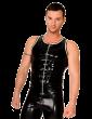 Zipper Vest with Trim