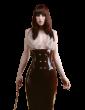 De Sade Spanking Skirt