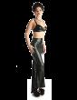 Rita Fishtail Skirt