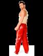 Lounge Pants with Trim
