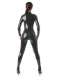 Female Military Catsuit