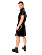 Buckle Skirt (Knee Length)