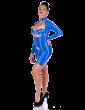 Fhloston Dress