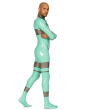 Rubber Medical Catsuit for Men