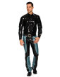 Biker Slim Fit Jeans