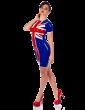 Union Jack Dress