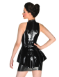 Angelina Peplum Dress