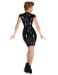 Veronica Corset Dress (Short Sleeves)