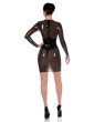 V-neck Corset Dress