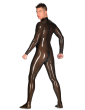 Rubber Neo Catsuit (with pouch) for Men