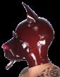 Canine Hood (pop-off ears)