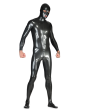 Rubber Male Electron Catsuit